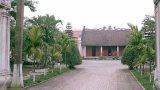Tu bổ, tôn tạo di tích đền Hưng Thịnh, tỉnh Nam Định