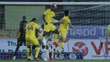 Chân sút Konan giúp Nam Định đánh bại SLNA lần thứ 3 liên tiếp trên sân nhà?