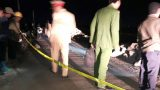 Nam Định: Nam thanh niên bị tai nạn tử vong nghi do đơn vị thi công kè ẩu?