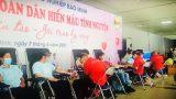 Khu công nghiệp Bảo Minh (Nam Định): Tích cực hiến máu ủng hộ các tỉnh miền Nam