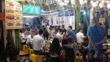 Người hâm mộ ở Nam Định thức cùng trái bóng World Cup