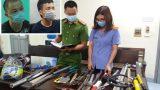 Đã bắt được 2 đối tượng chuyên trộm cây cảnh tiền tỉ ở Nam Định