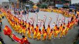 Linh thiêng lễ hội Phủ Dầy – Nam Định