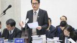 Luật sư 'chỏi' nhau trong phiên tòa xử bị cáo Đinh La Thăng và đồng phạm