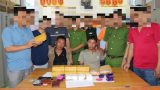 Bắt đường dây buôn ma túy xuyên quốc gia, thu 20 bánh heroin