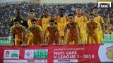 Hậu vệ Đinh Viết Tú: Nam Định thắng nhờ tinh thần thi đấu