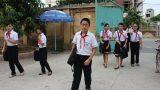 Nam Định công bố điểm thi vào lớp 10