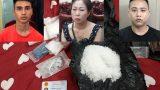 Xóa tụ điểm mua bán trái phép ma túy tại TP Nam Định