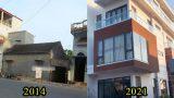 Không còn để bố mẹ ở lụp xụp ở quê, Vũ Khắc Tiệp đã xây căn nhà 4 tầng khang trang ở Nam Định
