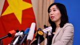 Việt Nam quan tâm, theo dõi sát tình hình phức tạp ở Biển Đông