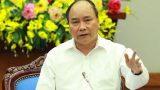 Thủ tướng Nguyễn Xuân Phúc: 'Nam Định cần đầu tư mạnh vào dệt may'