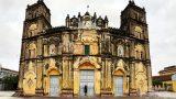 Nhà thờ Bùi Chu đang được hạ giải, nghiêm cấm người lạ ra vào