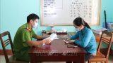 Từ Nam Định Sửa giấy xét nghiệm để 'thông chốt' vào Ninh Bình