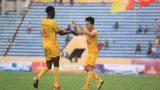 Thất bại trước Nam Định, HLV Huỳnh Đức từ chối trả lời về Hà Đức Chinh