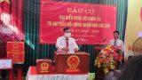 Nam Định: Phố phường, làng quê, xứ đạo rộn ràng không khí bầu cử từ sáng sớm