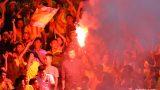 Lộ diện kẻ đốt pháo sáng trong đám đông CĐV Nam Định trên sân Hàng Đẫy