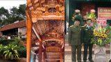 Nghệ nhân Nam Định Vũ Hồng Phong gắn bó với nghề điêu khắc gỗ
