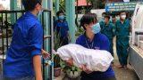 3 tình nguyện viên chống dịch dương tính với SARS-CoV-2