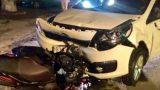 Mâu thuẫn lúc đậu xe, thanh niên quê Nam Định lùi xe đâm chết người rồi bỏ trốn