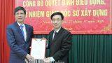 Nam Định điều động, bổ nhiệm Giám đốc và Phó Giám đốc Sở