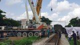 Tai nạn tàu hỏa tại Nam Định, một công nhân đường sắt tử vong