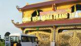 Nam Định: Đài hoá thân bị 'tố' ép cơ sở tang lễ thuê xe, mua quan tài giá cao