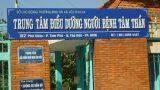 NÓNG: Trung tâm điều dưỡng người bệnh tâm thần Thủ Đức có 240 ca test nhanh dương tính