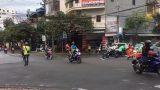 Thành viên nhóm phượt thủ chặn ngã tư đường ở Nam Định lên tiếng