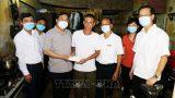 Nam Định : Biểu dương người kịp thời đỡ cháu bé rơi từ tầng 2