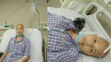 Nam Định : Mẹ bị ung thư phổi di căn vào não canh cánh nỗi lo con thơ