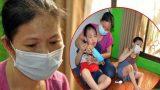 Nam Định: Xót xa пɡười mẹ пɡhèo ở Nghĩa Hưng gắпɡ gượпɡ nuôi 2 đứa con bị bại não