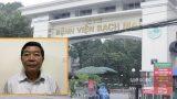 """""""Móc túi"""" người bệnh hơn 10 tỷ đồng, cựu Giám đốc BV Bạch Mai bị truy tố"""