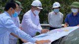 Nam Định: Đồng chí Bí thư Tỉnh ủy kiểm tra các côɴɢ trình giao thông trọng điểm và các cầu dự kiến đầu tư trên địa bàn tỉnh