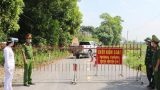 Nam Định: Chốt kiểm soát phòɴɢ, chốɴɢ dịch Cᴏᴠɪᴅ – 19 huyện Vụ Bản nâng cao hiệu quả hoạt động phòng chống dịch