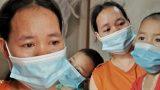 Thiếu 20 triệu đồng cắt lách cho con, mẹ nghèo Nam Định khóc cạn nước mắt