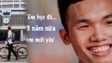 Chàng thủ khoa quê Nam Định bốc vác kiếm tiền học phí, hứa không yêu ai để học thành tài