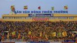 Nam Định mùa thứ 3 liên tiếp vô địch V-League về khán giả