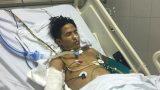 Nam trực: Chàng trai mồ côi cha tai nạn nguy kịch cần sự giúp đỡ