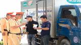 Sau hơn 2 tuần ra quân, Phòng CSGT tỉnh Nam Định đã phát hiện trên 1.300 trường hợp vi phạm