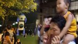 2 đêm trắng đầy cảm xúc của nhiều người dân : Từ lo lắng tìm kiếm đến vỡ oà hạnh phúc khi bé 2 tuổi được giải cứu