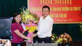 Bí thư Tỉnh đoàn Nam Định được phân công làm Bí thư huyện uỷ
