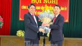 Nam Định có tân Trưởng Ban Nội chính Tỉnh uỷ, tân Bí thư Huyện uỷ Mỹ Lộc