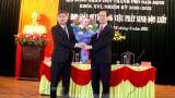 Ông Phạm Duy Hưng làm Chủ tịch thành phố Nam Định