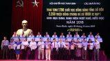 Nam Định: Trao 1.700 suất học bổng đến HS, SV nghèo vươn lên học giỏi