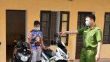 Bắt đối tượng từ Nam Định sang Ninh Bình trộm cắp