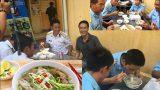 Đầu bếp đầu tiên mang phở Nam Định ra Trường Sa