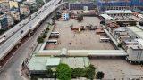 Bắt giữ xe chở khách từ Hà Nội về Nam Định bất chấp lệnh cấm