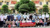 Đoàn y, bác sỹ của Hải Phòng và Nam Định hỗ trợ TP.HCM chống dịch