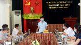 Bình Dương và Nam Định sẵn sàng phương án chống dịch cho Ngày Bầu cử