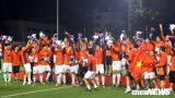 Sân Mỹ Đình, Thiên Trường đăng cai bóng đá nam SEA Games 31
